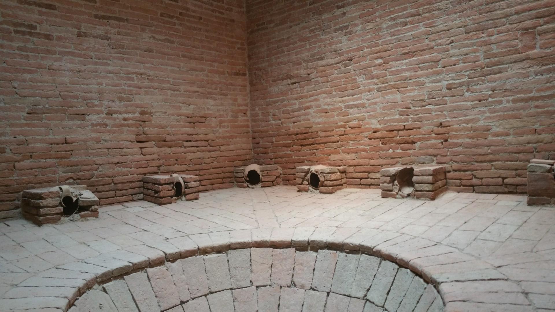 albergo nel centro storico di Todi