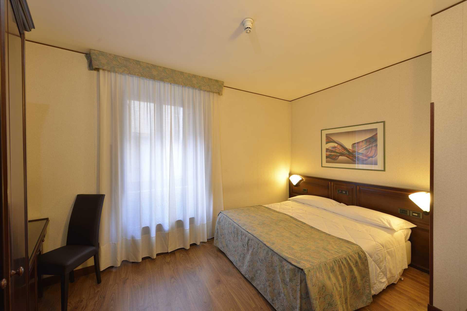 Camera economy - camera basic - Basic room - Hotel Fonte Cesia Todi