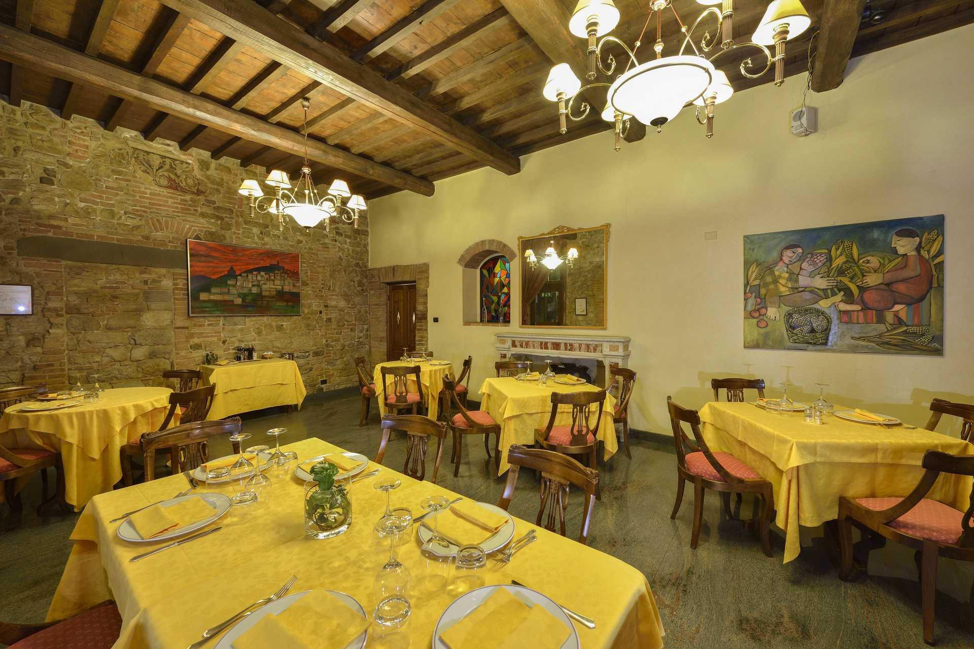 Hotel Fonte Cesia - Ristorante Le Palme