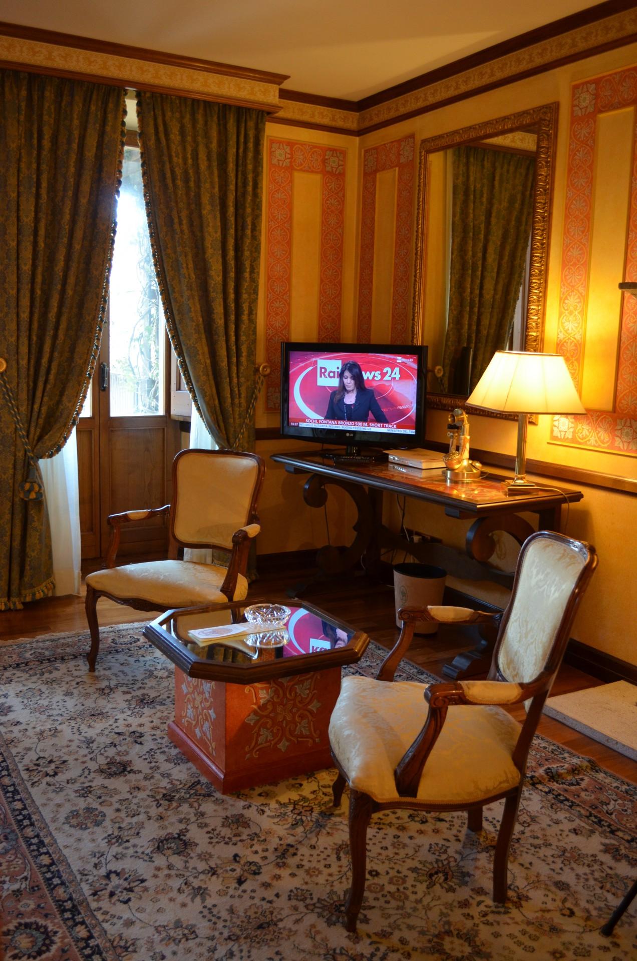 Hotel Fonte Cesia -The Venturini Junior Suite -junior suite Venturini- le camere- the rooms- Junior Suite