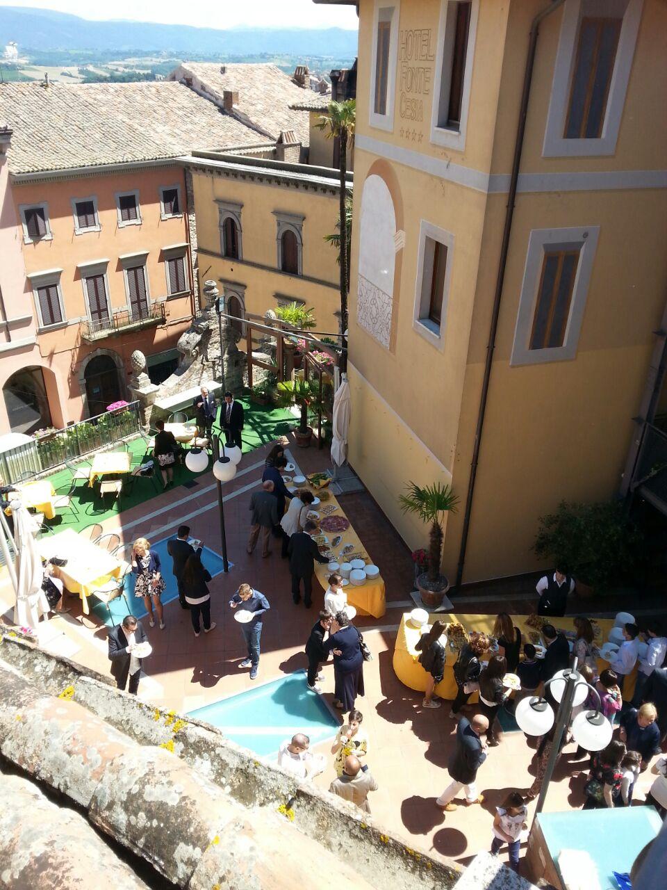 Junior Suite Berti Marini - Hotel Fonte Cesia Todi