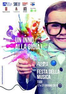 programma - festa della musica - Todi - Festa della musica 2018 Todi -