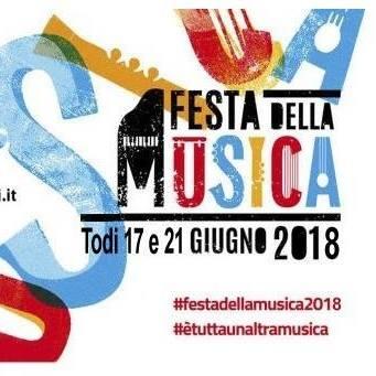 festa della musica - Todi - Festa della musica 2018 - festa della musica Todi