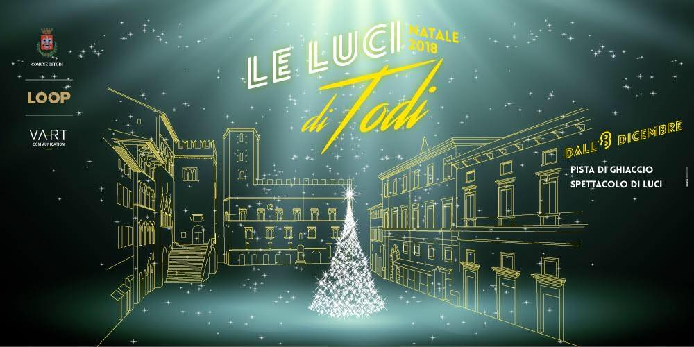 Natale a Todi - Todi Magic Christmas - Christmas in Todi
