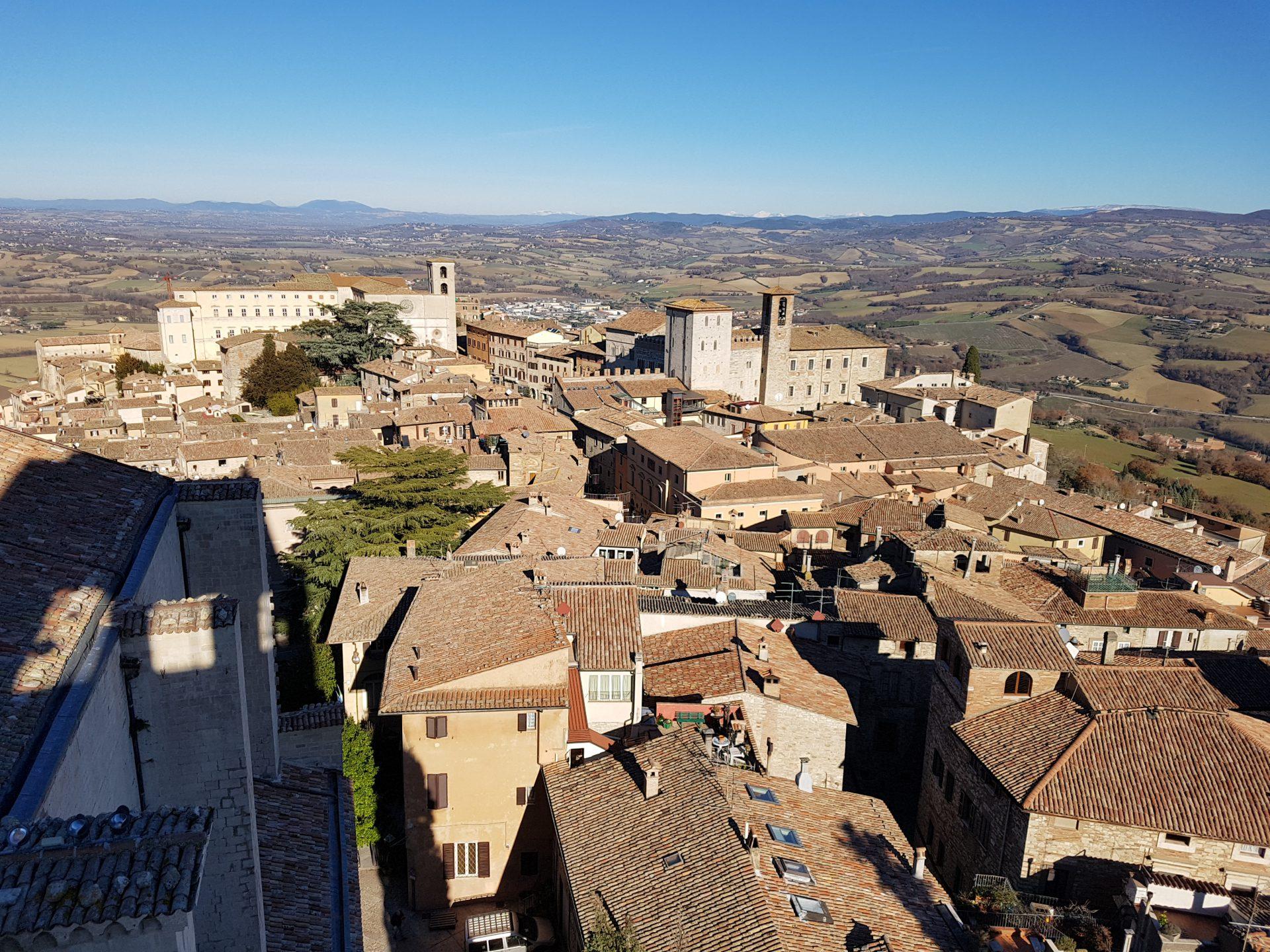 Tempio di San_Fortunato- city of Todi- dove siamo - locationHotel Fonte Cesia - tassa di soggiorno - City tax - Todi
