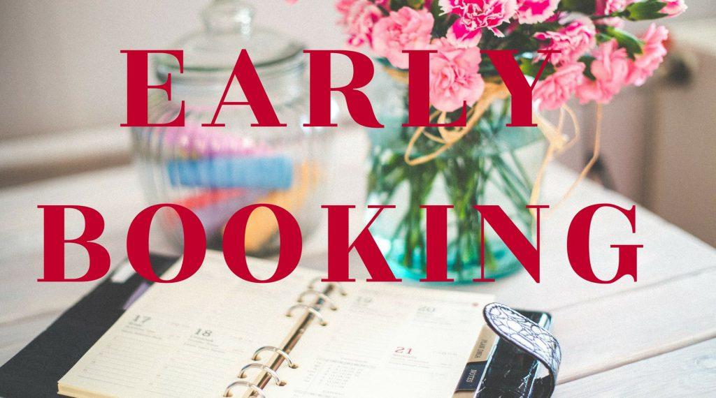 offerte hotel centro Todi - early booking - advance booking - Hotel Fonte Cesia - prenota prima -