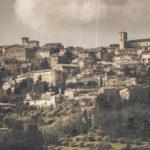mappa turistica todi - parcheggio Todi