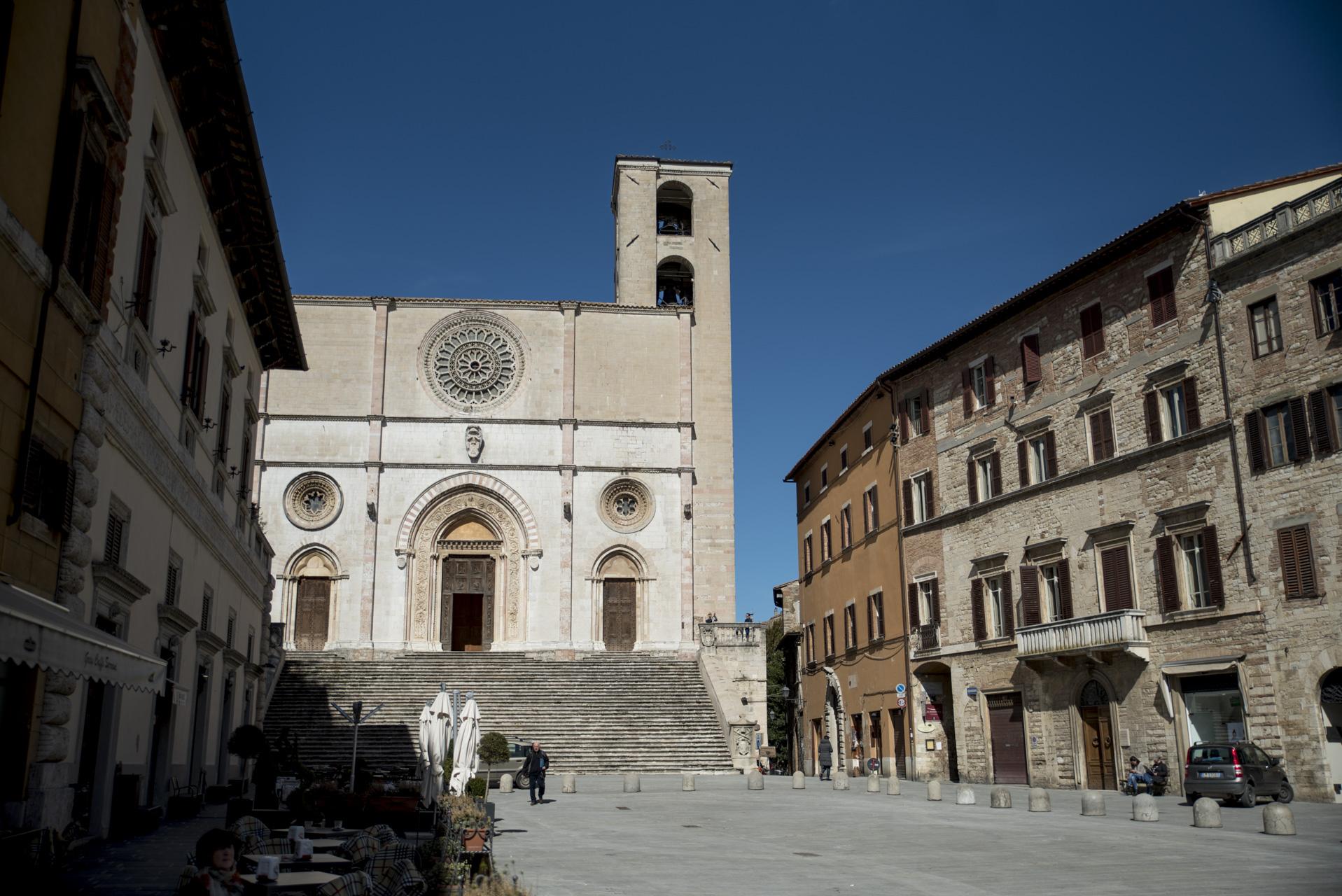 cattedrale-todi - Dome of Todi - Cathedral Todi