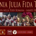 Una giornata nella Todi Romana. - todi romana - colonia Julia Fida Tuder -