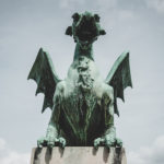 The legend of the dragon of Terni- umbrian myths