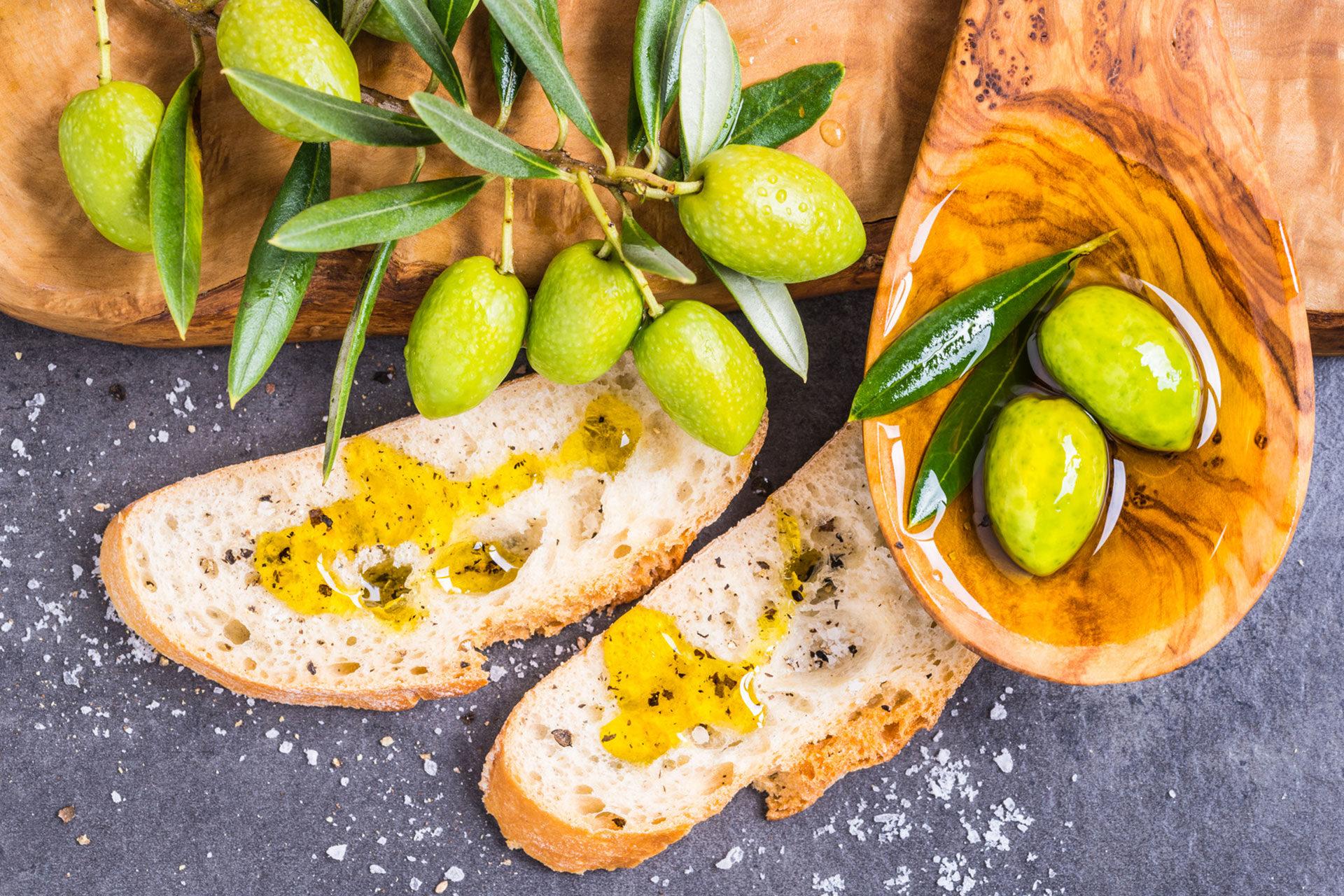 Umbria - olive tree festival Spello - L'oro di Spello