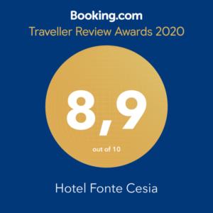 Valutazione 2019 booking - 8.9