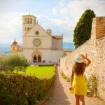 coast to coast italia a piedi