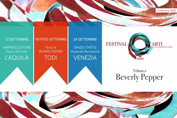 festival delle arti _ Todi - Beverly Pepper - arte moderna -